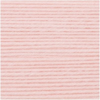Rico Baby Classic DK 50g ball - pale pink