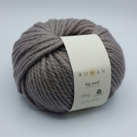 Rowan Big Wool 100g - concrete
