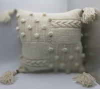 Limited Edition Shutelake Farm Lambswool DK Cushion Kit