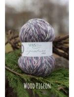 West Yorkshire Spinners Signature 4ply - Wood pigeon 100g
